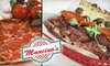 Mancino's Pizza and Grinders - Menomonee Falls: $7 for $15 Worth of Grinders, Pizza, and More at Mancino's Pizza and Grinders