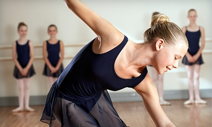 Elite Dance Force - Canton: One Four-Class Summer Session or Unlimited Summer Classes at Elite Dance Force in Canton
