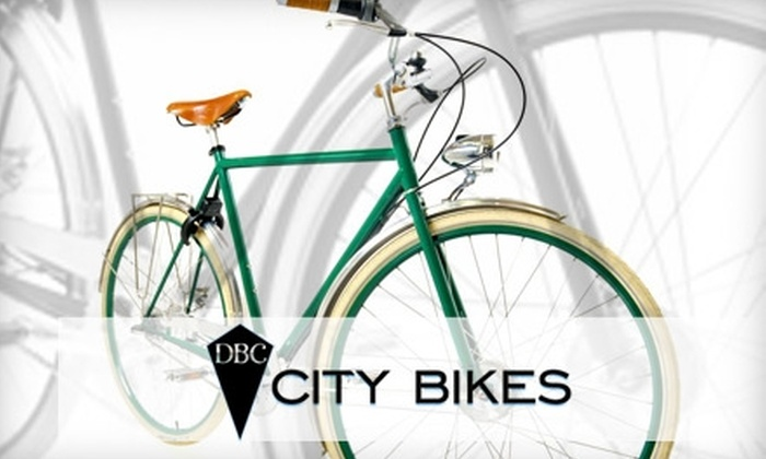 The Dutch Bicycle Company - East Somerville: $35 for One Bike Tune-Up from the Dutch Bicycle Company
