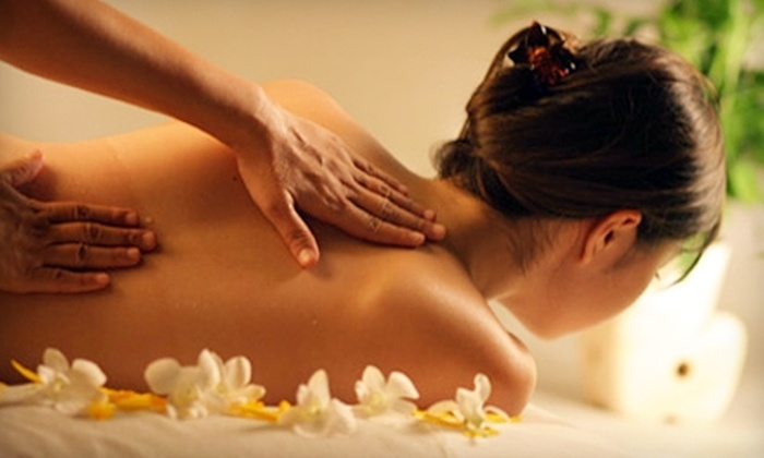 A Touch of Inspiration - Pembroke Falls: $40 for a Rose Mud Wrap or Signature Massage at A Touch of Inspiration in Pembroke Pines (Up to $90 Value)