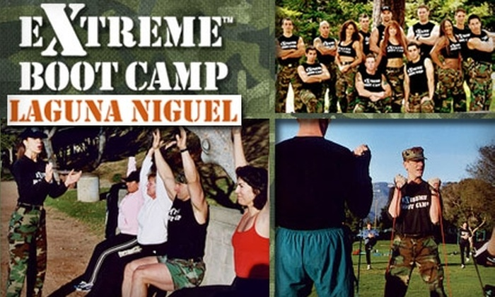 Extreme Bootcamp, Orange County - Orange County: $25 for Five Sessions Plus Fitness Assessment and Nutritional Counseling at Extreme Boot Camp Laguna Niguel ($100 Value)
