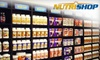 NutriShop - Oak Lawn: $15 for $30 Worth of Nutrition, Vitamin, and Weight-Loss Products at Nutrishop