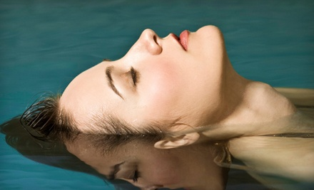 1 Hour of Flotation Therapy and 1 Hour of Sensory Exaltation (a $90 value) - Be & Be Well in Ben Lomond