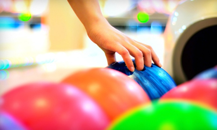Victory Lanes - Norton Tracks: Bowling or Glow Bowling Outing for Two or Four at Victory Lanes (Up to 55% Off). Three Options Available.