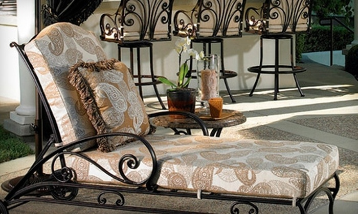 Out on the Patio - Lubbock: $99 for $300 Worth of Outdoor Furniture and Décor at Out on the Patio