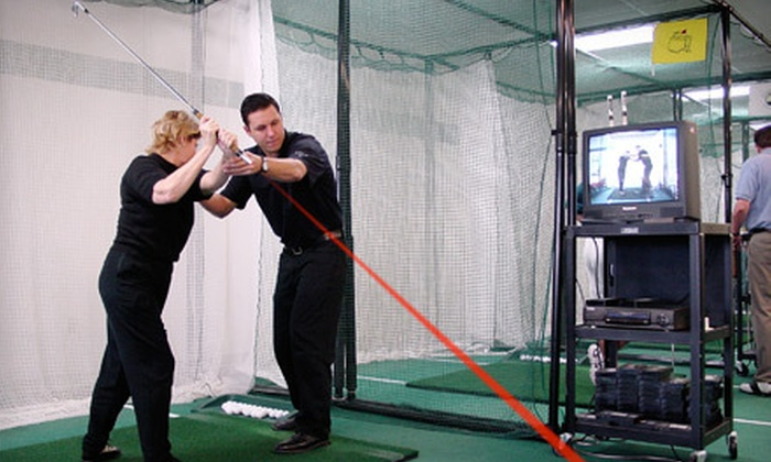 Edwin Watts Golf Academy - Multiple Locations: Private Swing or Putting Evaluation at Edwin Watts Golf Academy (Up to 69% Off)