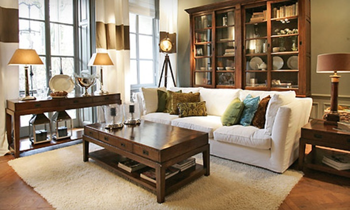 Stacaro - Multiple Locations: Credit Toward European Furniture, Decor, and Accessories at Stacaro. Three Options Available.