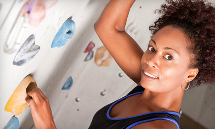 The ARC - Arcadia Rock Climbing - Arcadia: $30 for Two Intro to Bouldering Lessons at The ARC – Arcadia Rock Climbing ($70 Value)