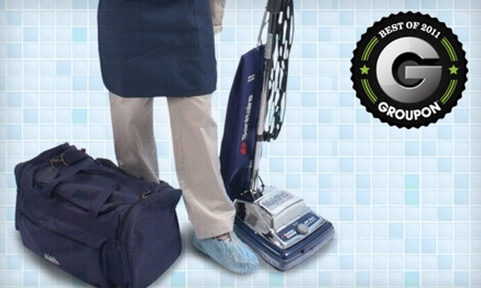 MaidPro - Northeast Virginia Beach: $69 for Three Man-Hours of Housecleaning from MaidPro ($138 Value)