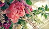 Blumgarten & Co. - Pilsen: BYOB Floral-Design Class for One, Two, or Four at Blümgarten & Co. (Up to 60% Off)