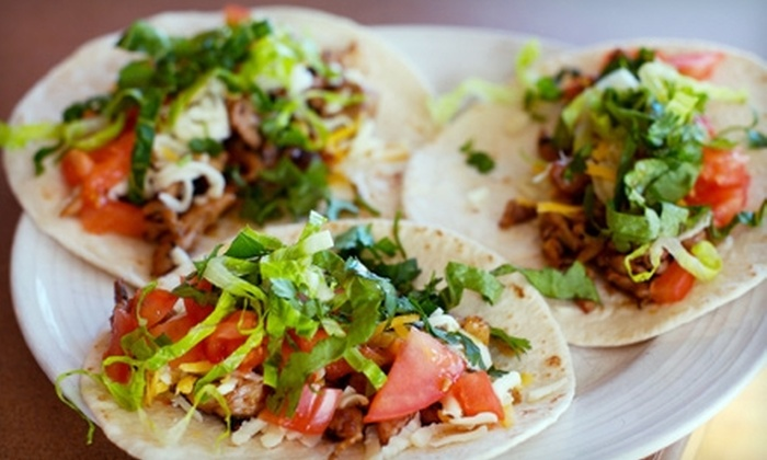 Tres Lobos Restaurant - Grand Rapids: $10 for $20 Worth of Authentic Mexican Fare and Margaritas at Tres Lobos Restaurant