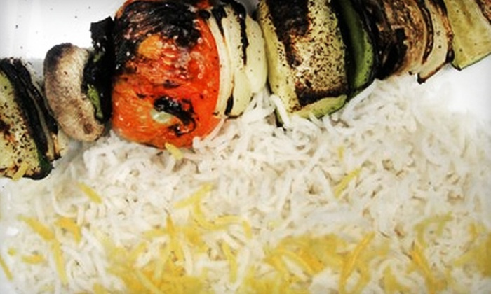 Everest Grill - Blue Bell: $12 for $25 Worth of Persian and Indian Fare at Everest Grill in Ambler
