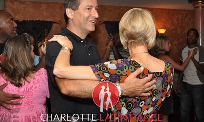 Charlotte Latin Dance - Multiple Locations: $45 for Five-Hour, Four-Week Beginner Salsa Course at Charlotte Latin Dance ($85 Value)