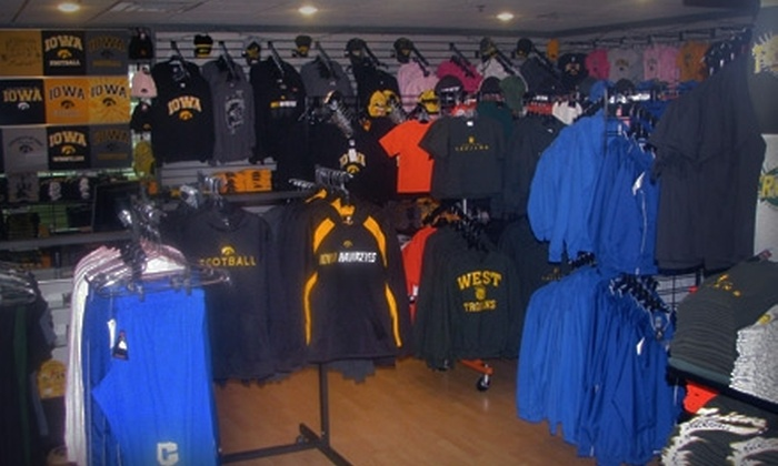 Rage Grafix - Penn: $12 for $25 Worth of Iowa School Apparel and Merchandise at Rage Grafix