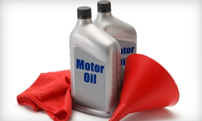 Firestone Complete Autocare - Waverly: $19 for an Oil Change and Tire Rotation at Firestone Complete Autocare