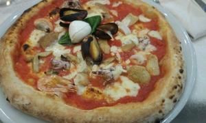 Pizzeria Manuno Bis: Pizzeria Manuno, segnalato Gambero Rosso - Menu con pizza verace a scelta e birra per 2 o 4 persone