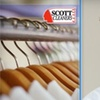 $10 for Dry Cleaning at Scott Cleaners