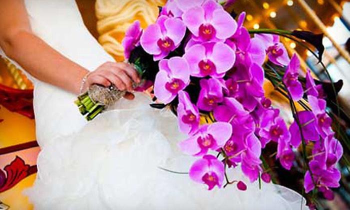 Kalamazoo Wedding Affair - Kalamazoo Bride: Bridal-Show Visit for Two or Four from Kalamazoo Wedding Affair at Rose Street Market (Up to Half Off)