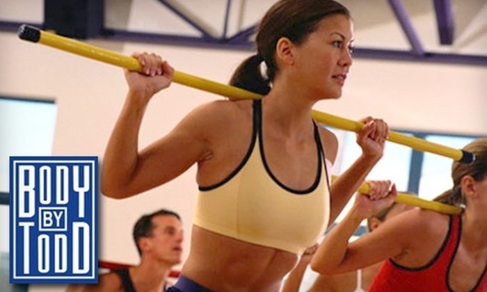 Body by Todd Studio - Busch: $29 for a Six-Week Non-Impact Great Shape Boot Camp at Body by Todd Studio in Worthington (Up to $389 Value)