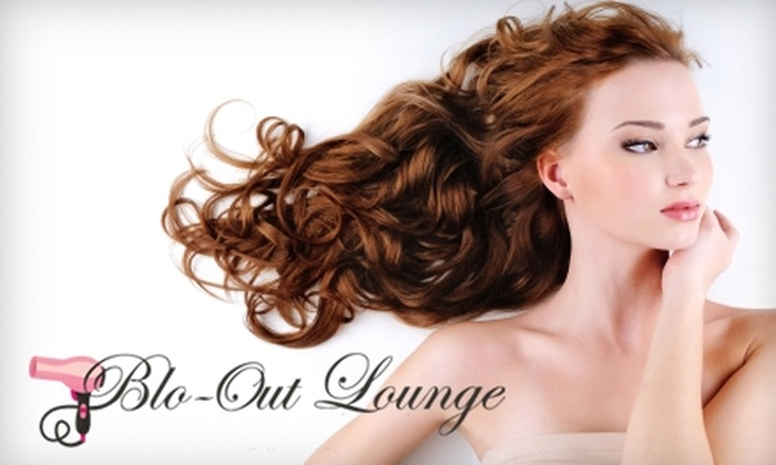 Blo Out Lounge - Santa Ana: $20 for Wash, Blowout, and Nanomax Treatment at Blo Out Lounge ($65 Value)