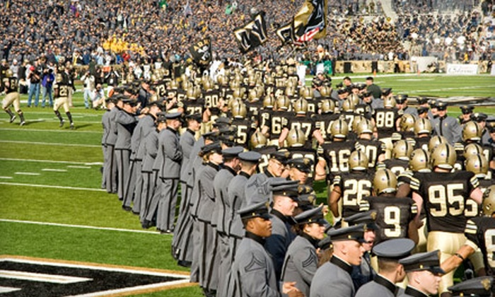 Army Black Knights - West Point: One Ticket to a Army Football Game at West Point. Two Games Available.