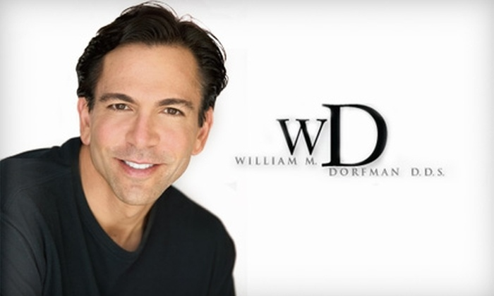 Dr. Bill Dorfman - Century City: $179 for a ZOOM! Teeth-Whitening Treatment from Dr. Bill Dorfman ($450 Value)