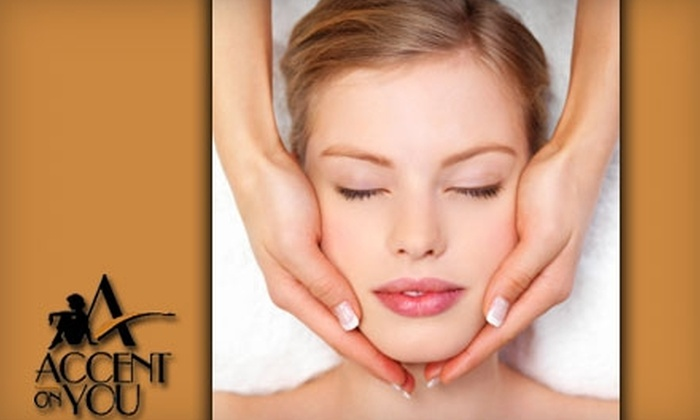 Accent on You Salon & Spa - Kenhorst: $25 for a Relaxing European Facial at Accent on You Salon & Spa ($55 Value)