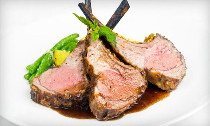 Mykonos Taverna - Gahanna: $10 for $20 Worth of Greek Dinner Fare at Mykonos Taverna in Gahanna