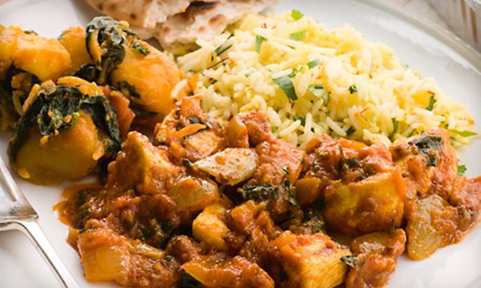 Al Hamra - North Scottsdale: $20 for $40 Worth of Halal Indian Cuisine at Al Hamra