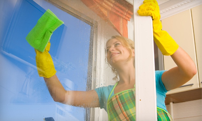 Squeaky Cleanz - Orlando: $60 for $120 Worth of House Cleaning at Squeaky Cleanz