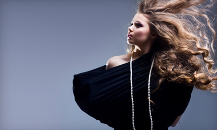 Sanctuary Salon - Temecula: $30 for Haircut, Conditioning Treatment, and Style at Sanctuary Salon in Temecula ($75 Value)