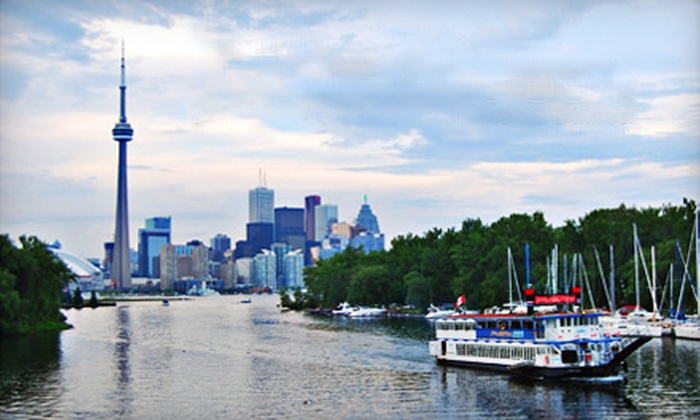 Jubilee Queen Cruise Lines - Downtown Toronto: Boat Cruises from Jubilee Queen Cruise Lines. Two Options Available.