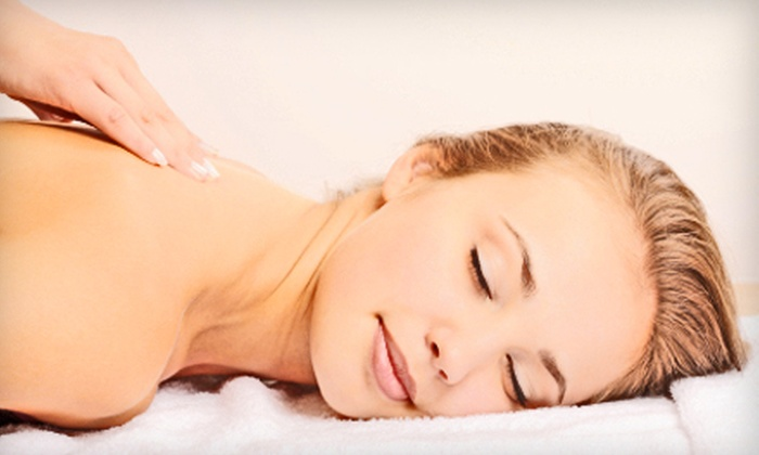 Meridians - Boston: One-Hour Massage, Facial and Massage, or One Year of Massages at Meridians in Weymouth