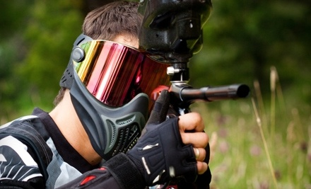 MN Pro Paintball: Admission, Unlimited Air, $20 worth of CO2, Equipment Rental, and 500 Paintballs - MN Pro Paintball in Lakeville