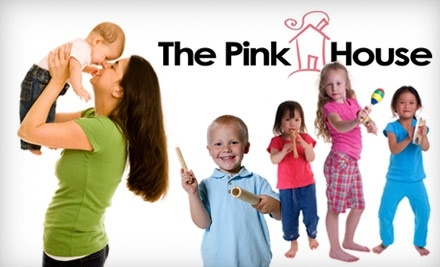 The Pink House - The Pink House in Birmingham