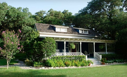 2-Night Weekday Stay for Two in 1 of 4 Ranch Houses Valid Monday-Thursday - BlissWood Bed & Breakfast in Cat Spring