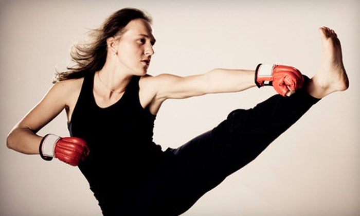 Combat Fitness - Downtown: $25 for 10 Martial-Arts Fitness Classes at Combat Fitness ($100 Value)