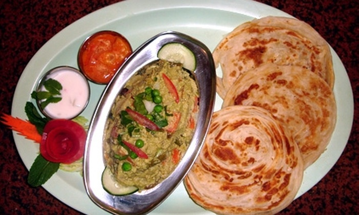 Annapurna Cuisine - Culver City: $10 for $20 Worth of Vegetarian Indian Fare at Annapurna Cuisine in Culver City