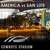 44% Off Soccer Match in Cowboys Stadium