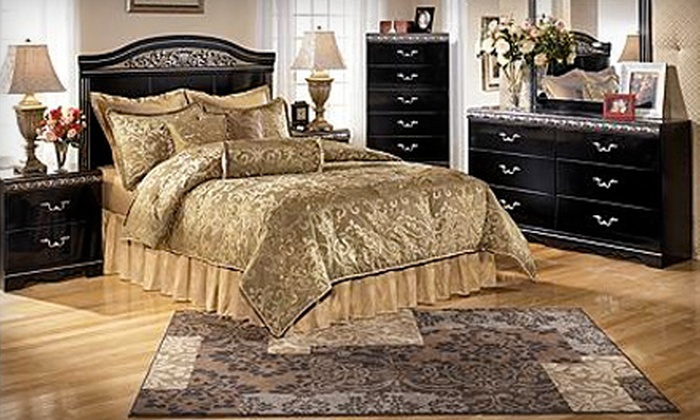 Ashley Furniture HomeStore - Multiple Locations: $25 for $100 Toward Home Furnishings at Ashley Furniture HomeStore