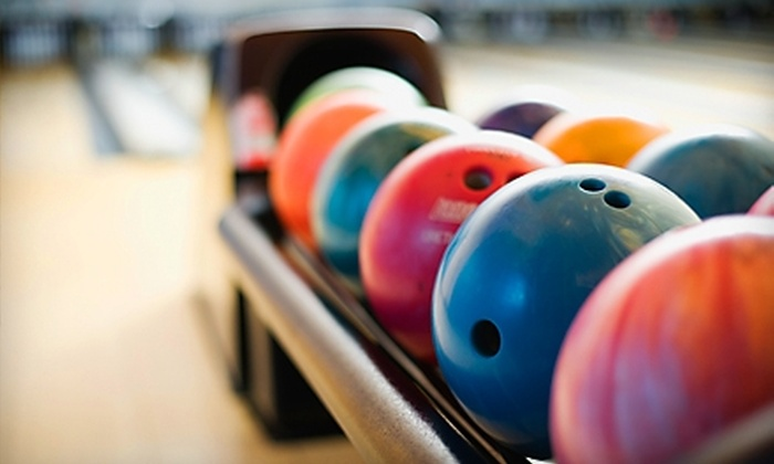 Belmont Lanes - Bristol: $25 for a Two-Hour Bowling Party for Up to Six People at Belmont Lanes in Bristol (Up to $50 Value)