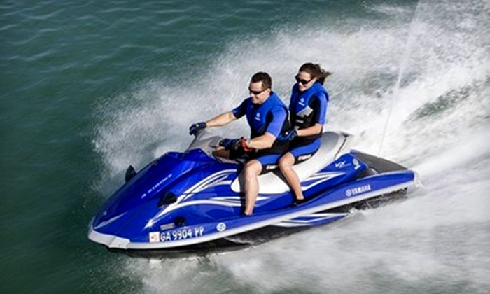 DFWJetskis - Rowlett: $39 for a Two-Hour Jet-Ski Rental from DFWJetskis in Rowlett ($100 Value)