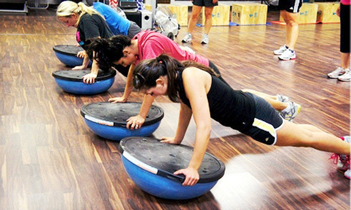 Ultimate Body Boot Camp - Multiple Locations: $29 for 12 Boot-Camp Sessions at Ultimate Body Boot Camp ($249 Value). Nine Locations Available.