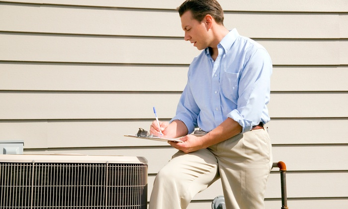 JF Maxwell Co - Woodstock: Gas Furnace or A/C Tune-Up or Air Duct and Dryer Vent Cleaning from JF Maxwell Co (Up to 68% Off)