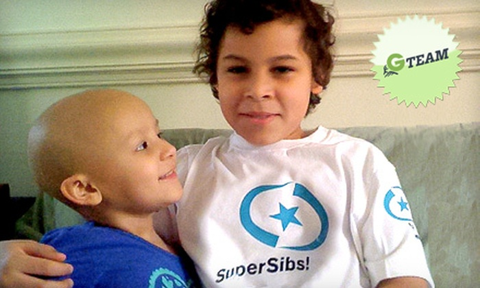 SuperSibs! - Seattle: If 30 People Donate $10, Then SuperSibs! Can Distribute Comfort Kits to Six Siblings of Pediatric-Cancer Patients