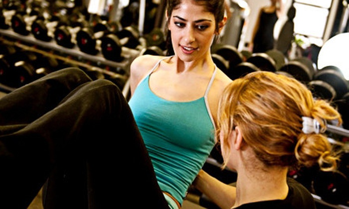 M Gym - Upper East Side: 5, 10, or 15 Group Fitness Classes at M Gym (Up to 79% Off)