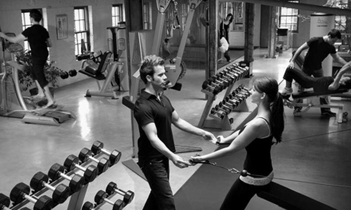 INLINE Private Training - Upper Fells Point: $25 for One Month of Unlimited Pilates Mat Classes at Inline Private Training (Up to $256 Value)