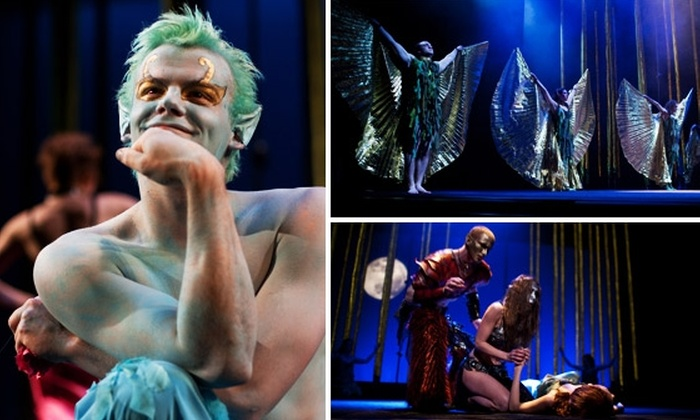 Synetic Theater - North Rosslyn: $23 Adult Tickets to Synetic Theater's 'A Midsummer Night's Dream' ($45 Value). Buy Here for 9/24 8 p.m. show. See Below for Other Dates.