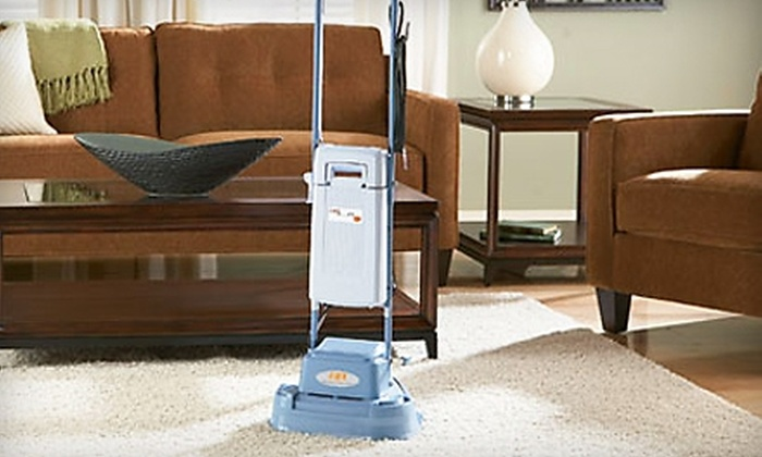 Aerus - Multiple Locations: $29 for a Two-Room Carpet Cleaning and Household Air Purification from Aerus ($80 Value)