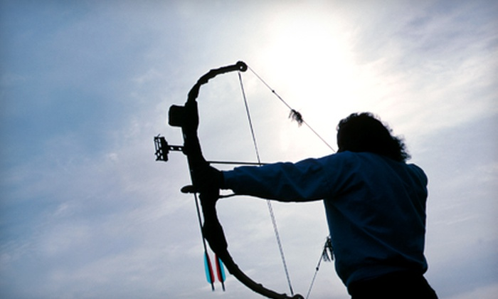 Texas Archery Academy - Plano: Two, Four, or Six Drop-In Archery Clinics with Equipment Rental at Texas Archery Academy in Plano